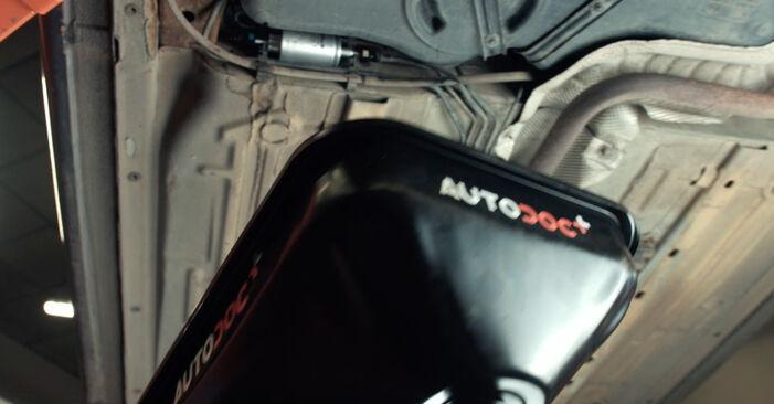 Tidsforbruk: Bytte av Drivstoffilter på Ford Fiesta Mk5 2009 – informativ PDF-veiledning