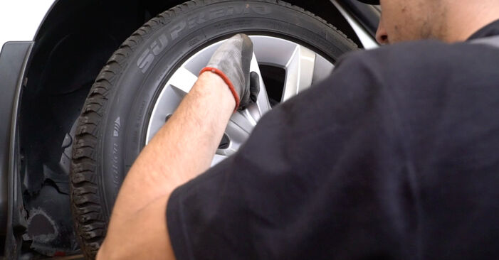Wie Koppelstange Mercedes W245 B 180 CDI 2.0 (245.207) 2005 tauschen - Kostenlose PDF- und Videoanleitungen