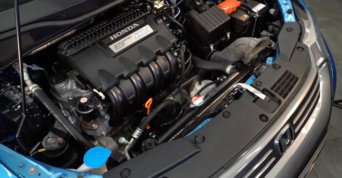 INSIGHT (ZE_) 1.3 Hybrid (ZE2) 2020 1.3 Hybrid (ZE2) Luftfilter - Handbuch zum Wechsel und der Reparatur eigenständig