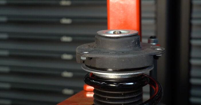 Så byter du Fjädrar på VW Passat Variant (3C5) 2010 – tips och tricks