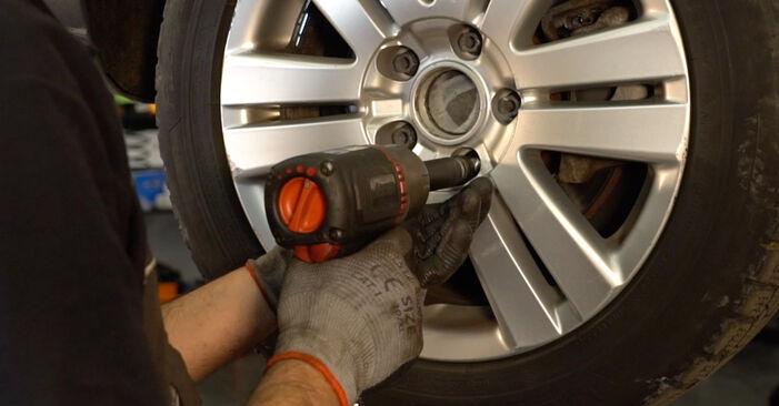 Wymień samodzielnie Zawieszenie w VW Passat Variant (3C5) 2.0 FSI 2008