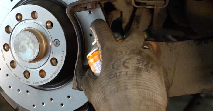 Så byter du Bromsbelägg på VW Passat Variant (3C5) 2010 – tips och tricks