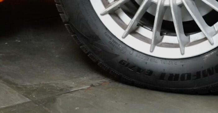Hvordan skifte Støtdemper på FORD Fiesta Mk5 Hatchback (JH1, JD1, JH3, JD3) 2003 – tips og triks