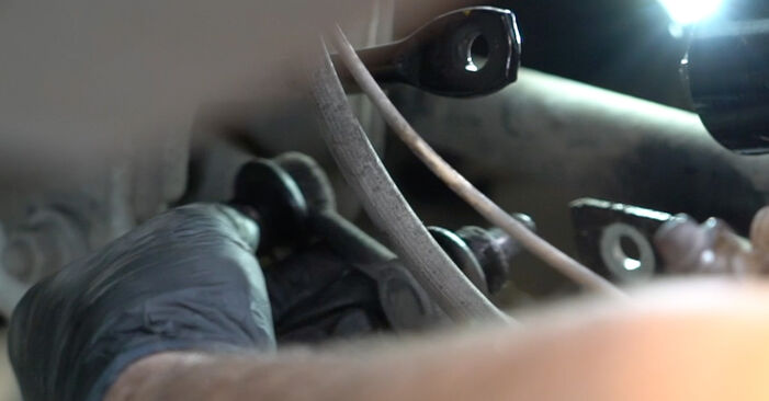 Koppelstange Ihres BMW E39 540i 4.4 2003 selbst Wechsel - Gratis Tutorial