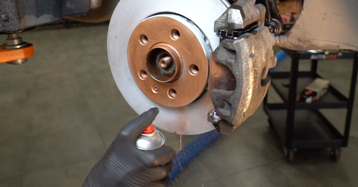 How to change Anti Roll Bar Links on VW Polo 5 Saloon 2009 - free PDF and video manuals