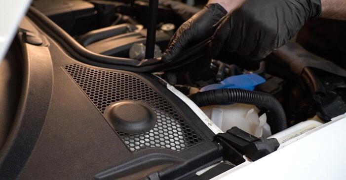 Смяна на Audi A3 8pa 1.9 TDI 2006 Амортисьор: безплатни наръчници за ремонт