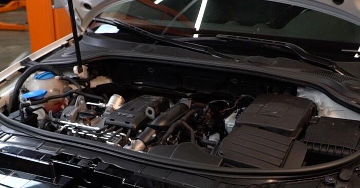 Как се сменя Запалителна свещ на Audi A3 8pa 2004 - безплатни PDF и видео уроци