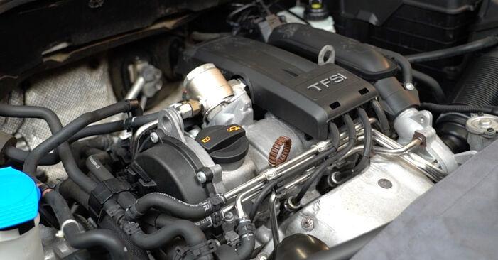 Ölfilter Ihres Audi A3 8P 2.0 TDI quattro 2012 selbst Wechsel - Gratis Tutorial