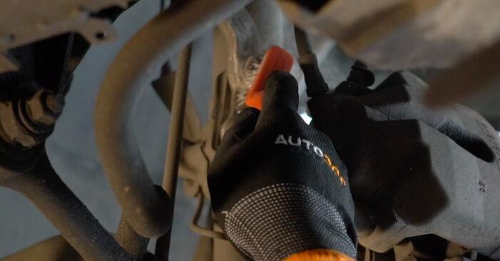 BMW 5 SERIES 540i 4.4 Amortyzator wymiana: przewodniki online i samouczki wideo