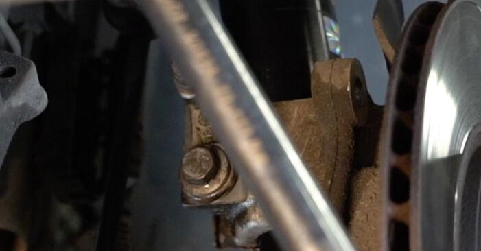 Jak wymienić BMW 5 Sedan (E39) 523i 2.5 1996 Amortyzator - instrukcje krok po kroku i filmiki instruktażowe