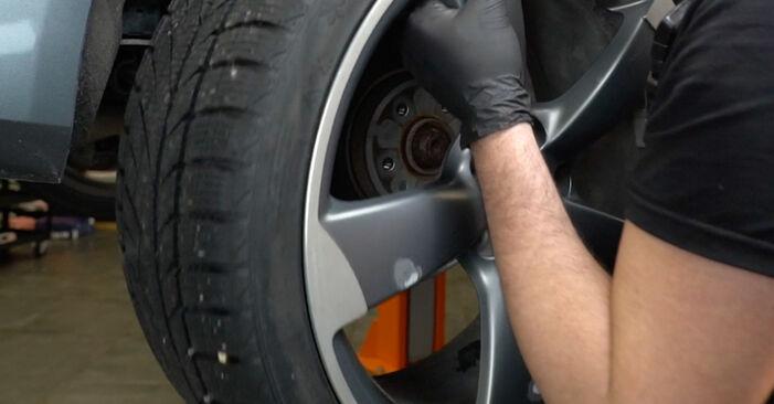 Kako odstraniti AUDI A4 S4 3.0 quattro 2011 Blazilnik - spletna, enostavna za sledenje, navodila