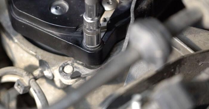 Come sostituire FORD Fiesta Mk6 Hatchback (JA8, JR8) 1.25 2009 Filtro Carburante - manuali passo passo e video guide