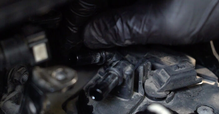 Devi sapere come rinnovare Filtro Carburante su FORD FIESTA ? Questo manuale d'officina gratuito ti aiuterà a farlo da solo