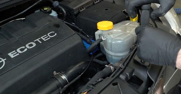 Zelf Koplamp vervangen Opel Corsa D 2007 1.3 CDTI (L08, L68)