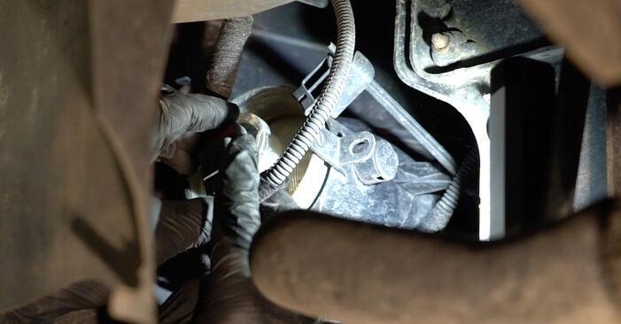 Stapsgewijze aanbevelingen om zelf Opel Corsa D 2010 1.3 CDTI (L08, L68) Koplamp vervangen