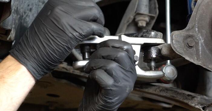 Ar sudėtinga pasidaryti pačiam: Opel Corsa D 1.4 (L08, L68) 2012 Rato guolis keitimas - atsisiųskite iliustruotą instrukciją
