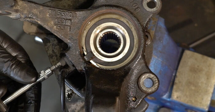 Kaip pakeisti Rato guolis la Opel Corsa D 2006 - nemokamos PDF ir vaizdo pamokos