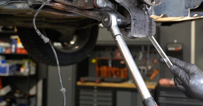 Corsa D Hatchback (S07) 1.3 CDTI (L08, L68) 2008 Rato guolis savarankiško keitimo instrukcija