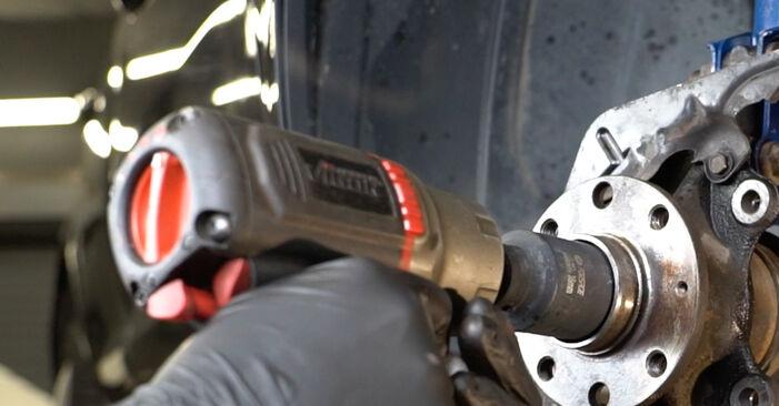 Išsamios Opel Corsa D 2010 1.3 CDTI (L08, L68) Rato guolis keitimo rekomendacijos
