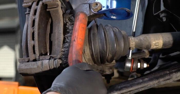 Come cambiare Dischi Freno su OPEL Corsa D Hatchback (S07) 2009 - suggerimenti e consigli
