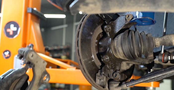 Sostituire Dischi Freno su OPEL Corsa D Hatchback (S07) 1.4 (L08, L68) 2011 non è più un problema con il nostro tutorial passo-passo