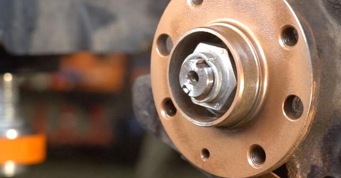 Modifica Dischi Freno su OPEL Corsa D Hatchback (S07) 1.0 (L08, L68) 2009 da solo