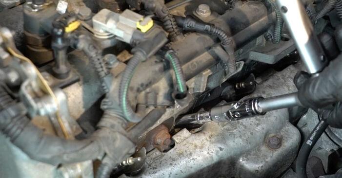Cum să schimbați Bujie incandescenta la OPEL Corsa D Hatchback (S07) 2009 - sfaturi și trucuri utile