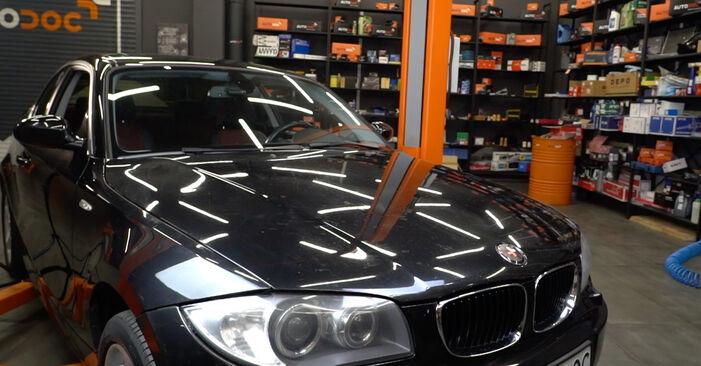 A substituição do Filtro de Óleo no BMW 1 Coupe (E82) 135i 3.0 2012 não é mais um problema com o nosso tutorial passo a passo.