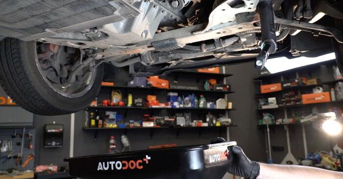 Como remover BMW 1 SERIES 125i 3.0 2010 Filtro de Óleo - instruções online fáceis de seguir