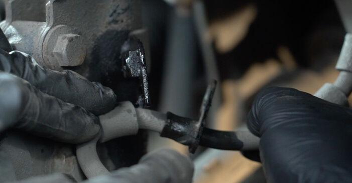 Wie Stoßdämpfer Ford Fiesta Mk6 1.25 2008 tauschen - Kostenlose PDF- und Videoanleitungen