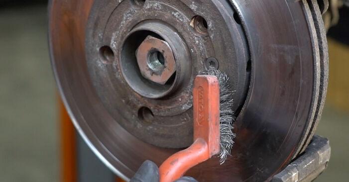 Ibiza III Schrägheck (6L) 1.4 TDI 2005 1.4 16V Bremsscheiben - Handbuch zum Wechsel und der Reparatur eigenständig