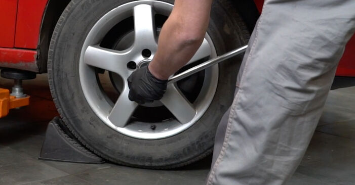 Bremsscheiben Seat Ibiza 6L1 1.2 2004 wechseln: Kostenlose Reparaturhandbücher