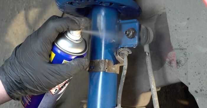 Koppelstange am SEAT Ibiza III Schrägheck (6L) 1.9 TDI Cupra R 2007 wechseln – Laden Sie sich PDF-Handbücher und Videoanleitungen herunter