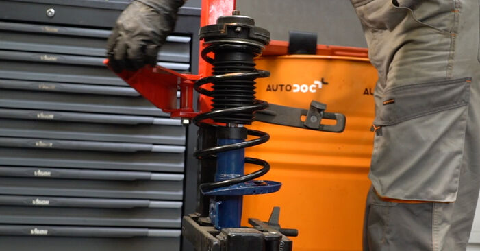 How to change Springs on SEAT Ibiza III Hatchback (6L) 2006 - tips and tricks