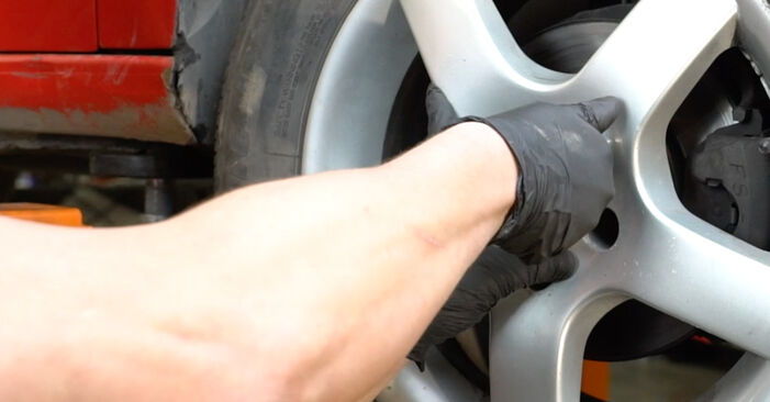 Kaip pakeisti Amortizatoriaus Atraminis Guolis SEAT Ibiza III Hatchback (6L) 2007: atsisiųskite PDF instrukciją ir vaizdo pamokas
