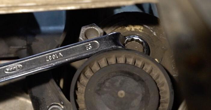 Zweckdienliche Tipps zum Austausch von Wasserpumpe + Zahnriemensatz beim RENAULT Clio III Schrägheck (BR0/1, CR0/1) 1.4 16V 2009