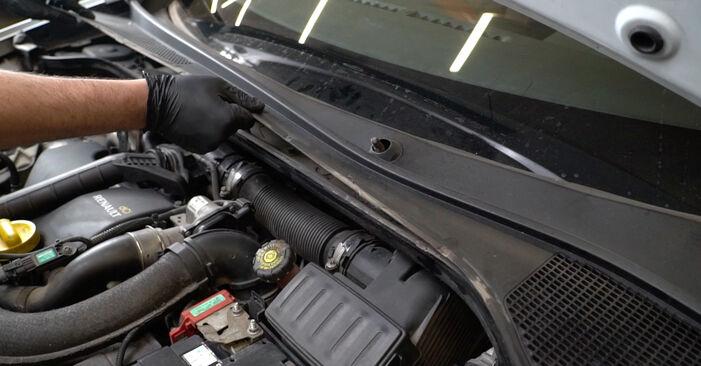 Devi sapere come rinnovare Motorino Tergicristallo su RENAULT CLIO ? Questo manuale d'officina gratuito ti aiuterà a farlo da solo