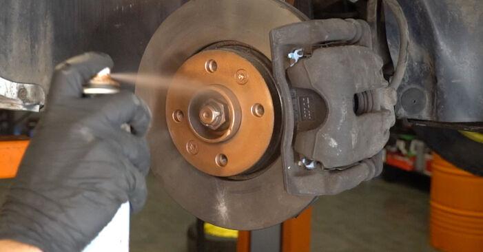 Tausch Tutorial Stoßdämpfer am RENAULT Clio III Schrägheck (BR0/1, CR0/1) 2007 wechselt - Tipps und Tricks
