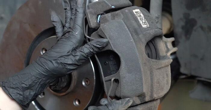 Zweckdienliche Tipps zum Austausch von Bremsscheiben beim PEUGEOT 307 SW (3H) 2.0 HDI 110 2008