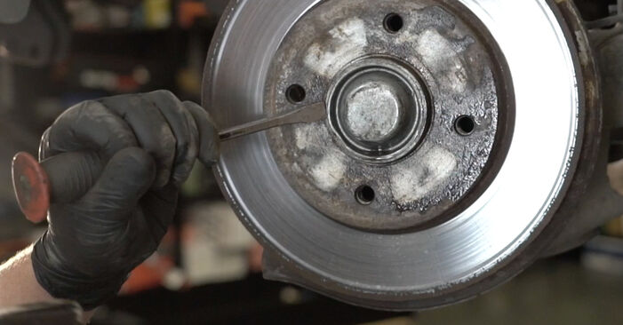 How to change Wheel Bearing on Peugeot 307 SW 2002 - free PDF and video manuals