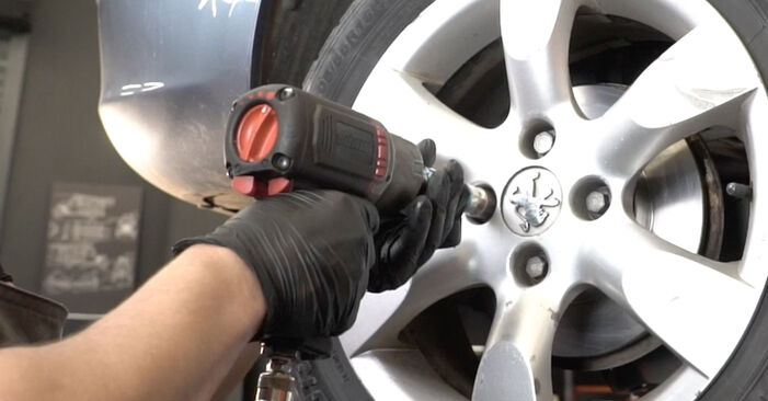 PEUGEOT 307 1.4 16V Wheel Bearing replacement: online guides and video tutorials