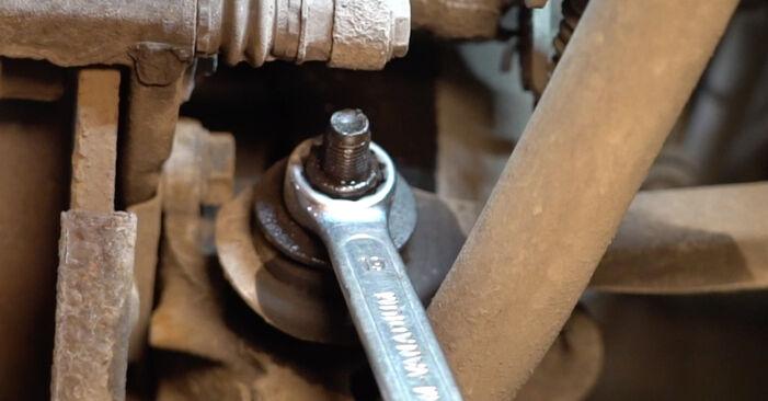 Προτάσεις βήμα προς βήμα για την KANTO ΜΟΝΟΣ ΣΟY αντικατάσταση Alfa Romeo 147 937 2002 1.9 JTDM 16V (937.AXN1B, 937.BXN1B) Βάση Αμορτισέρ