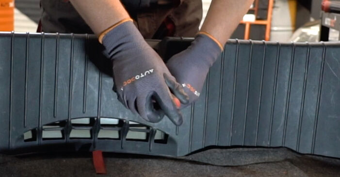 Αλλάζοντας Βάση Αμορτισέρ σε ALFA ROMEO 147 (937) 1.6 16V T.SPARK 2003 μόνοι σας