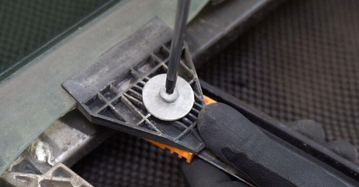 Wie Fensterheber Audi A4 B7 Limousine 2.0 TDI 16V 2004 tauschen - Kostenlose PDF- und Videoanleitungen