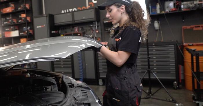 Wie Ölfilter Audi A4 B7 Limousine 2.0 TDI 16V 2004 tauschen - Kostenlose PDF- und Videoanleitungen