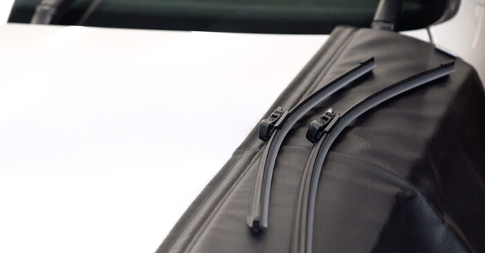 Scheibenwischer Golf 6 1.4 TSI 2010 wechseln: Kostenlose Reparaturhandbücher