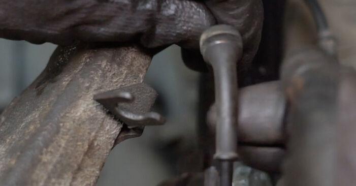 Wechseln Querlenker am ALFA ROMEO 147 (937) 1.6 16V T.SPARK 2003 selber