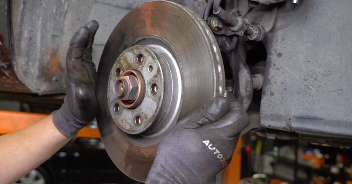 Zweckdienliche Tipps zum Austausch von Radlager beim ALFA ROMEO 147 (937) 1.6 16V T.SPARK ECO 2003