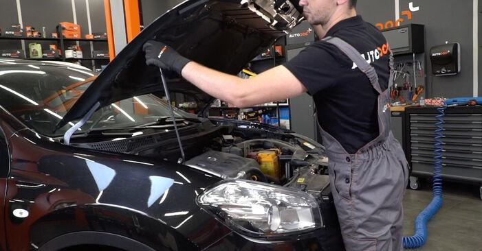 Wie Bremsbeläge Nissan Qashqai j10 1.5 dCi 2006 tauschen - Kostenlose PDF- und Videoanleitungen