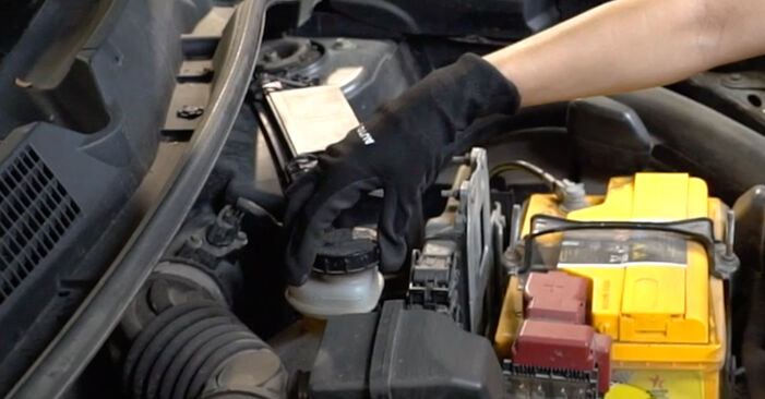 Need to know how to renew Brake Pads on NISSAN QASHQAI ? This free workshop manual will help you to do it yourself